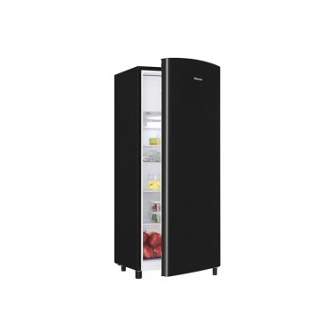 Hisense RR220D4AB2 A++ Rated Tall Fridge with Ice Box - Black