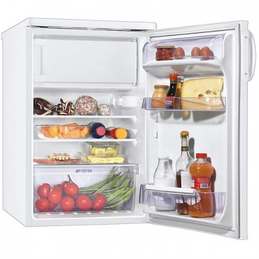 Fridge with Ice Box